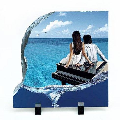 赛哥尼影像坊-装饰艺术托画