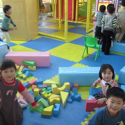 淘嘻乐儿童乐园-儿童积木世界