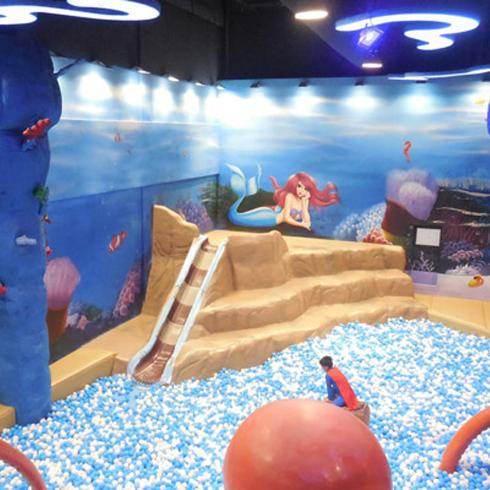 淘嘻乐儿童乐园-海洋世界