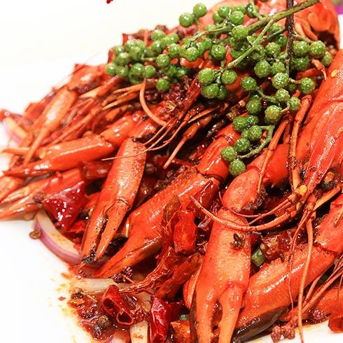 海错岛蓝魔龙虾-藤椒小龙虾