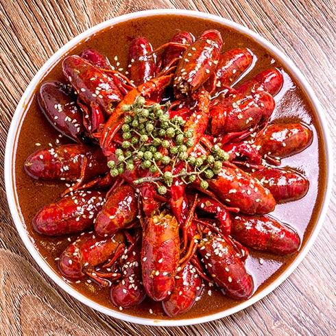海错岛蓝魔龙虾-麻辣十三香小龙虾