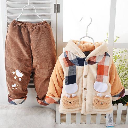 熊猫baby母婴工厂店-婴儿服