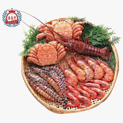 港岛湾港式火锅-鲜虾类