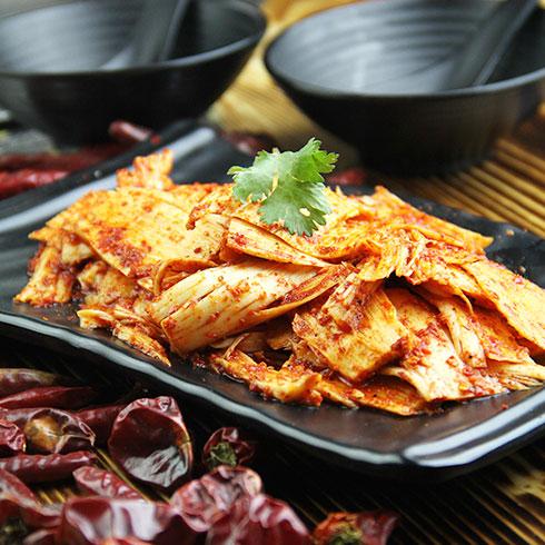 港岛湾港式火锅-韩式泡菜