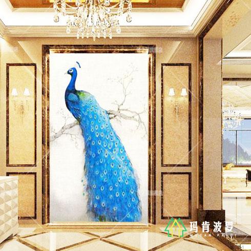 玛肯波罗集成墙饰-玄关背景画