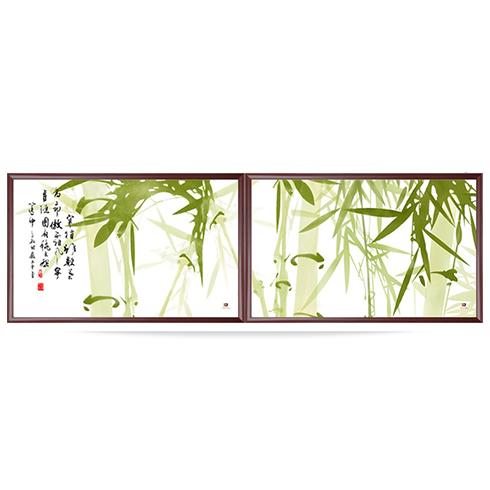 碳晶电暖器-青翠竹