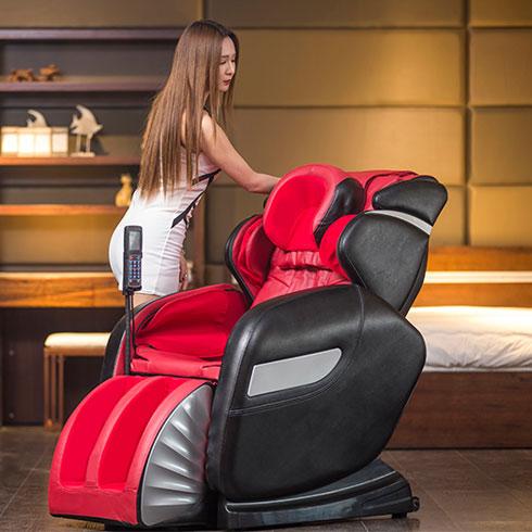 享摩吧按摩椅-太空舱摩椅