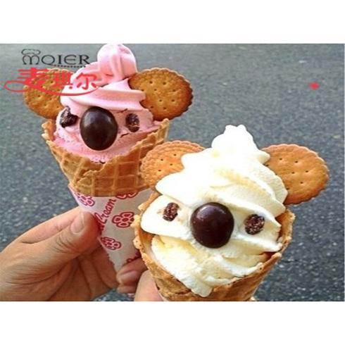 麦琪尔烘焙-考拉冰淇淋