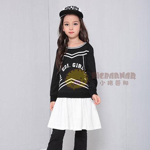 小猪芭那童装-时尚秋季童装
