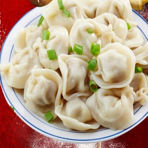 饺情深-猪肉白菜饺