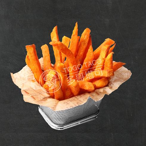 多哥塔可炸鸡-香脆薯条
