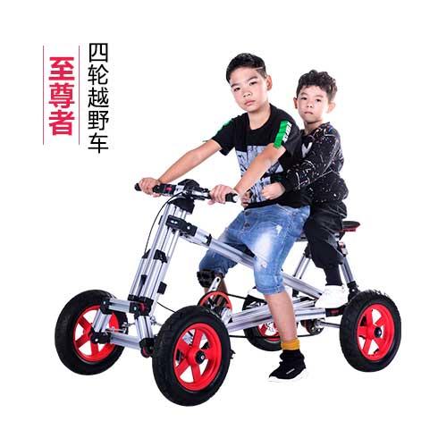 任性宝贝百变童车-四轮越野车