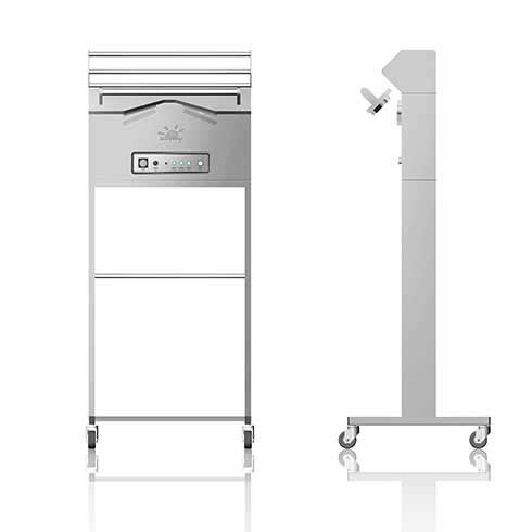 赛维洗衣-成衣立体包装机