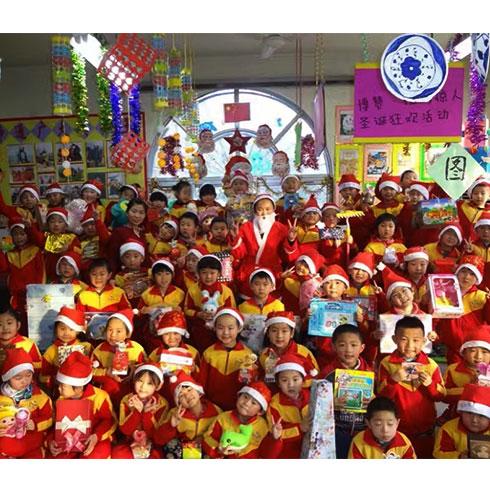 博赞忆鸣惊人教育-圣诞活动