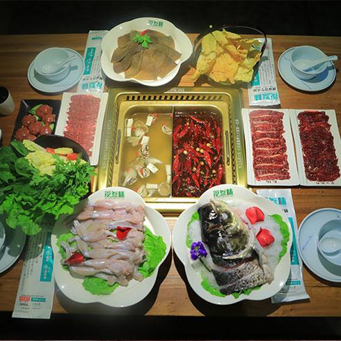食叁味火锅-火锅大餐