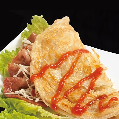 快乐KaKa奶茶小吃-台湾手抓饼