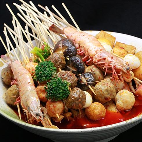煮汤功夫麻辣烫-丸类串串香