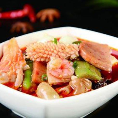 煮汤功夫麻辣烫-冒菜