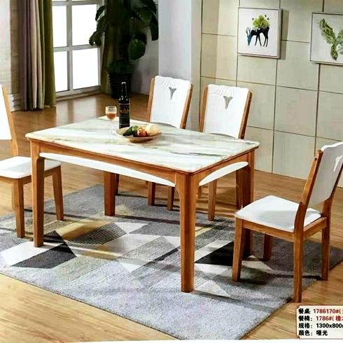 艾尚佳-餐桌椅