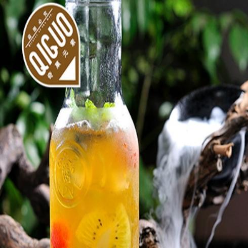 奇菓元素-冰果茶饮