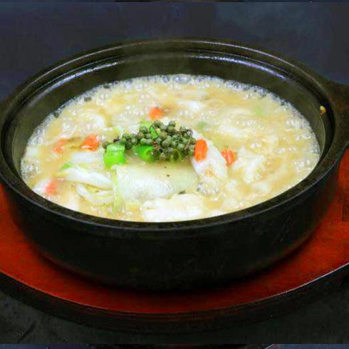 辣百客啵啵鱼-清汤啵啵鱼