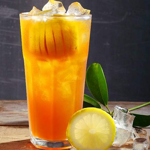 辣百客啵啵鱼-柠檬汁