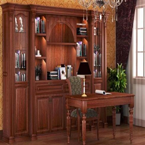 史丹利-实木书柜