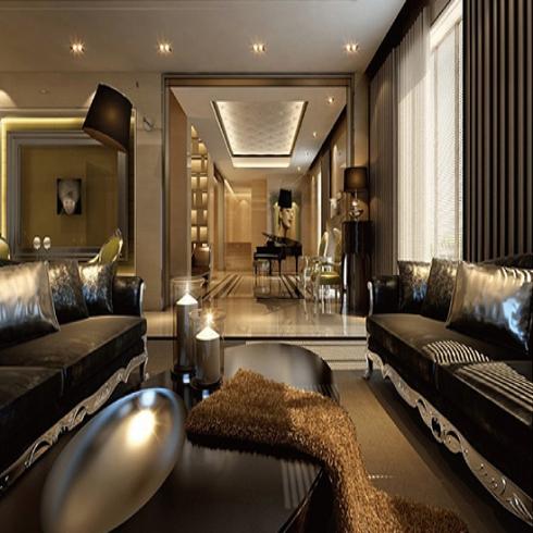 快屋-欧式客厅装修