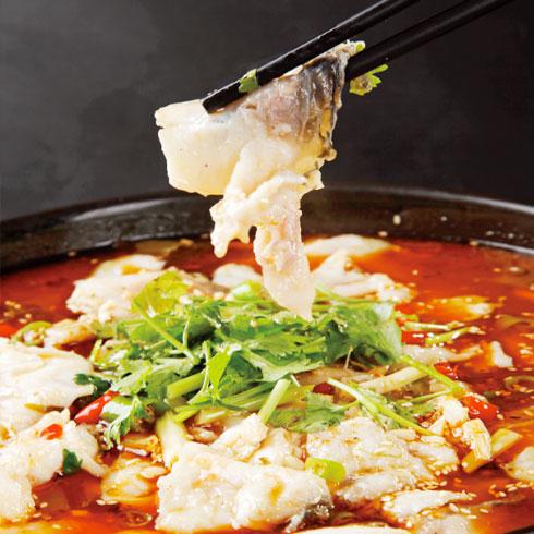 非渔莫蜀藤椒鱼饭-香辣啵啵鱼