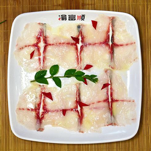 渝富顺豆花鱼火锅-生鱼片