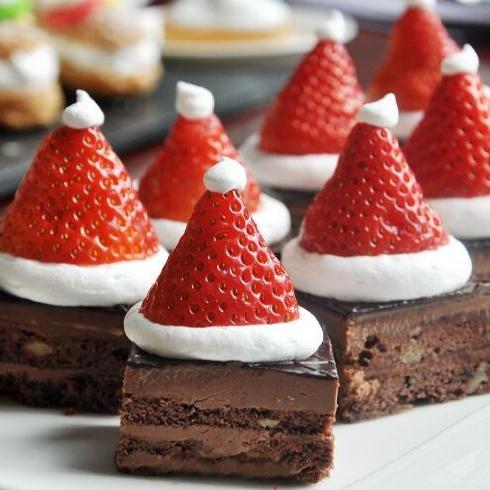 汉兰山-圣诞甜品