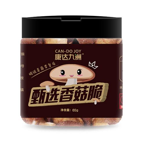 康达九洲五谷养生-甄选香菇脆