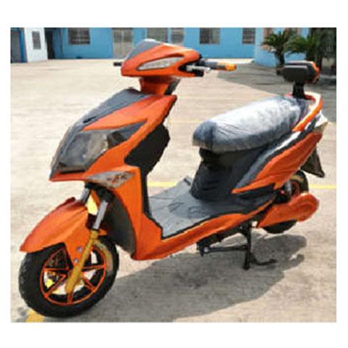 辉豹电动车-踏板电瓶车