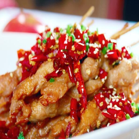 锅们干锅捞-麻辣鸡翅