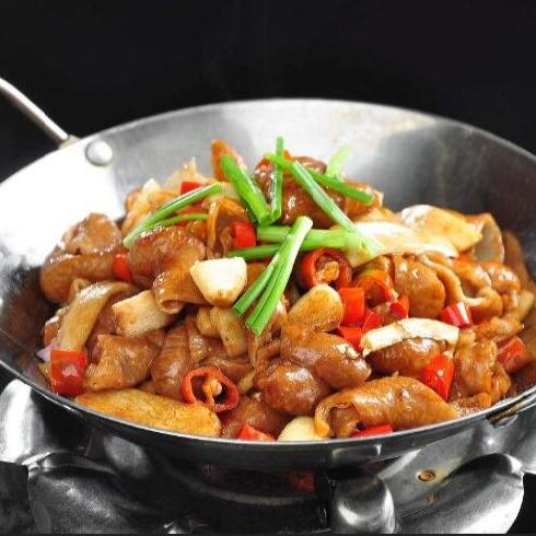 锅们干锅捞-干锅肥肠