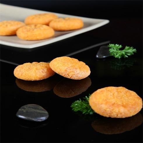 有茗塘鱼火锅-南瓜饼
