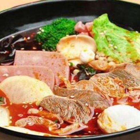 小钦差-牛肉什锦