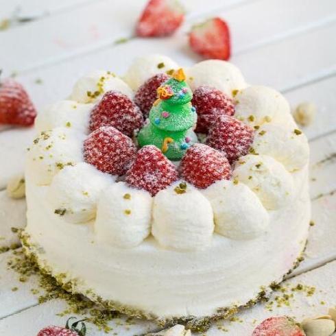 湾记-圣诞蛋糕