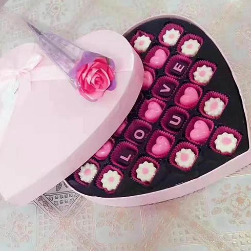 陶语手工diy亲子乐园-创意巧克力