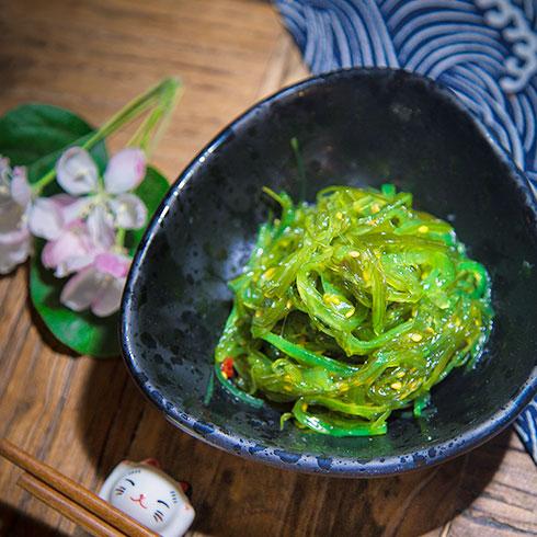 弁当物语日式便当-日式手作海草丝