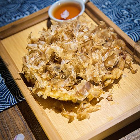 弁当物语日式便当-柴鱼片