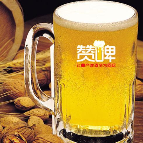 赞啤精酿鲜啤-白啤