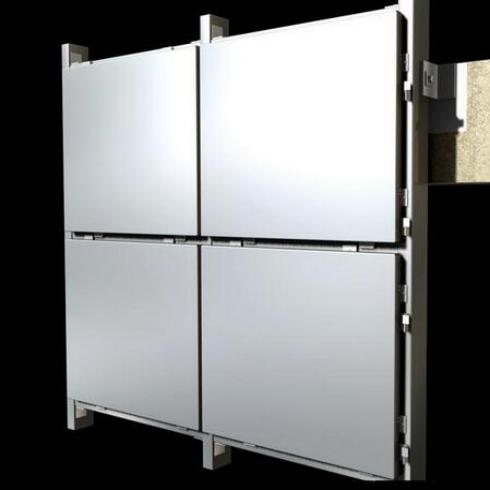 正合-幕墙铝单板