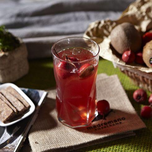 贝约翰西餐-山楂红树莓红茶