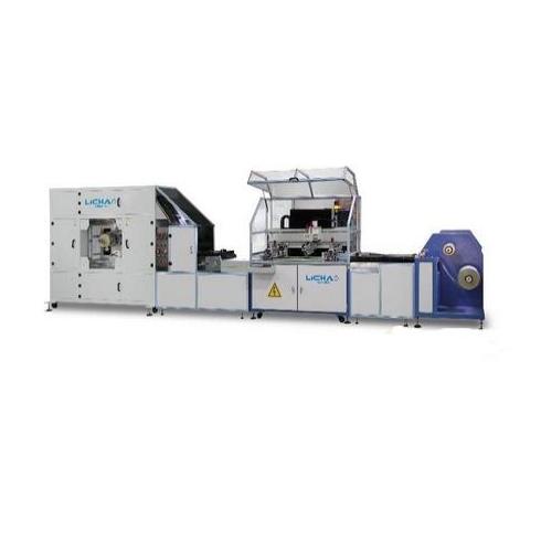 宏拓缘-卷材丝网印刷机
