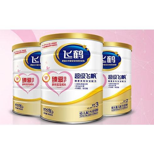 福娃孕婴用品店-飞鹤幼儿配方奶粉