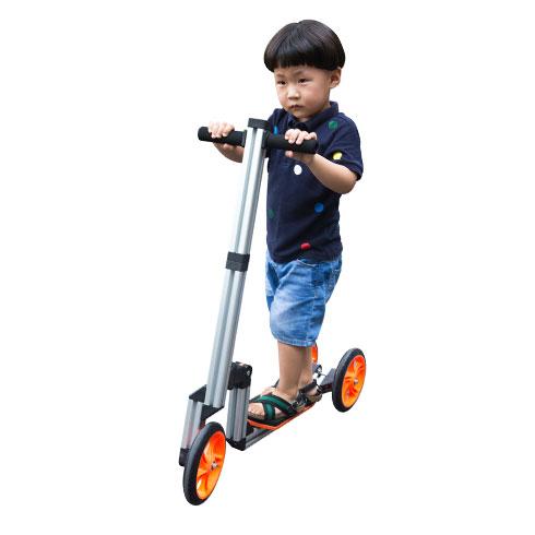哆啦精灵百变童车-小三轮滑板