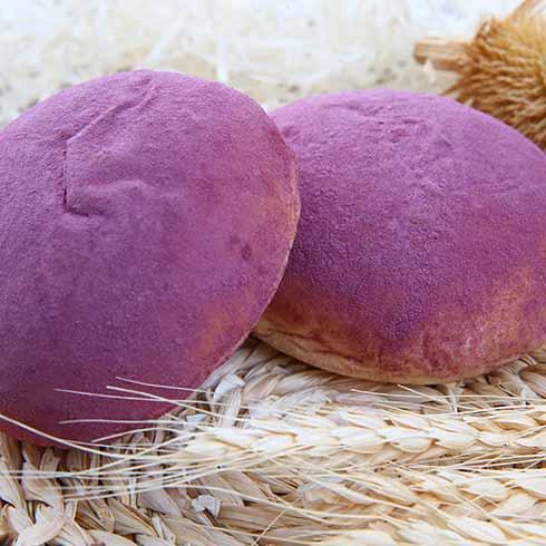 爱玛客冰淇淋-紫薯面包