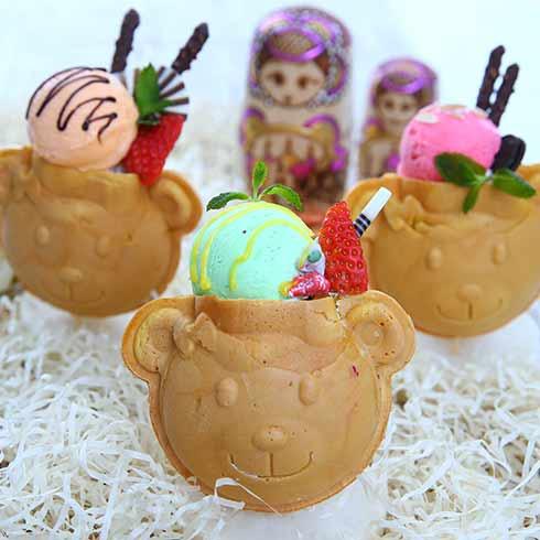 爱玛客冰淇淋-北极熊冰淇淋