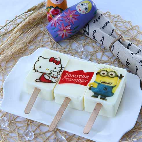爱玛客冰淇淋-卡通冰淇淋